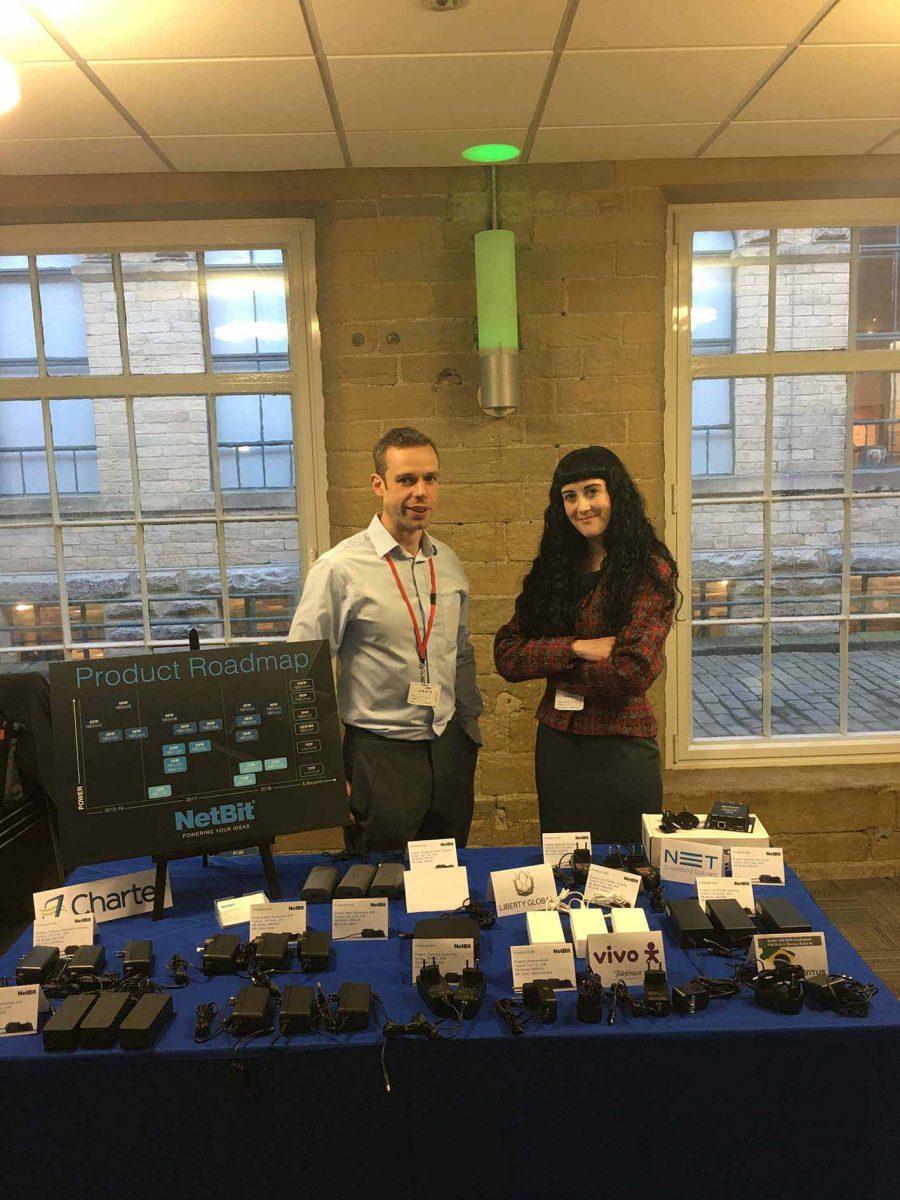 NetBit Tech Day Customer Premises Equipment CPE