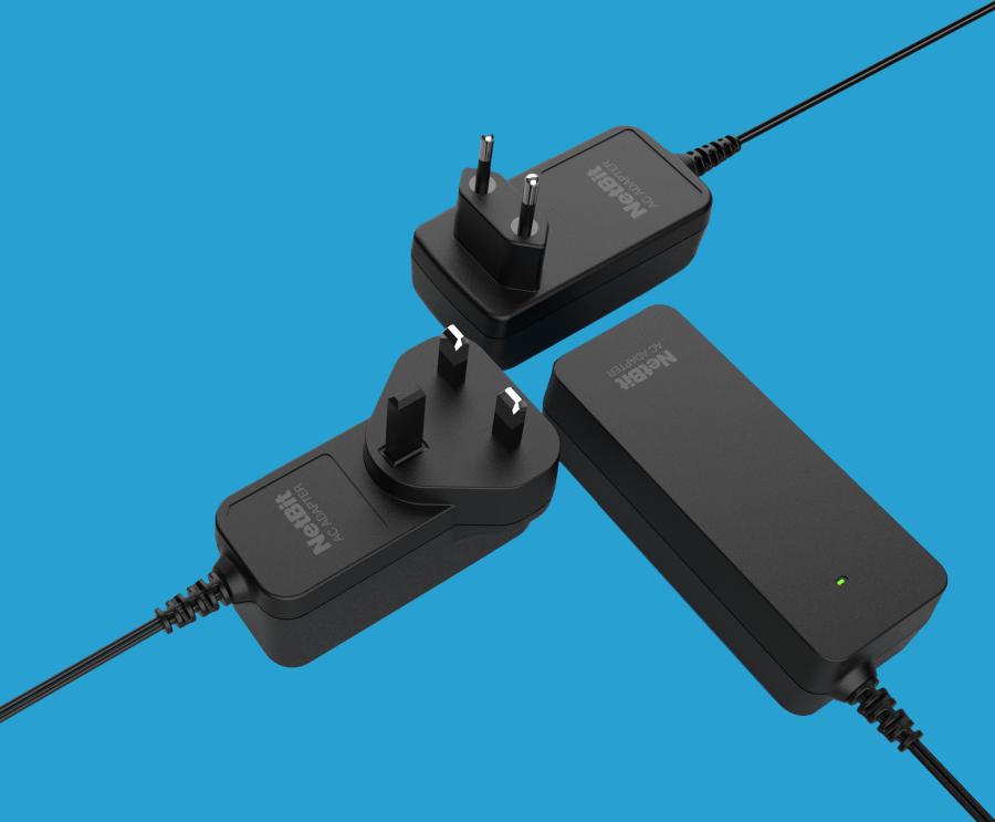 NetBit CPE power supplies