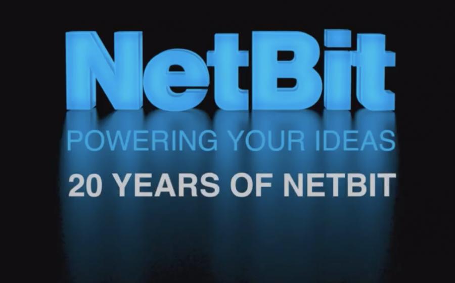 NetBit 20 Years
